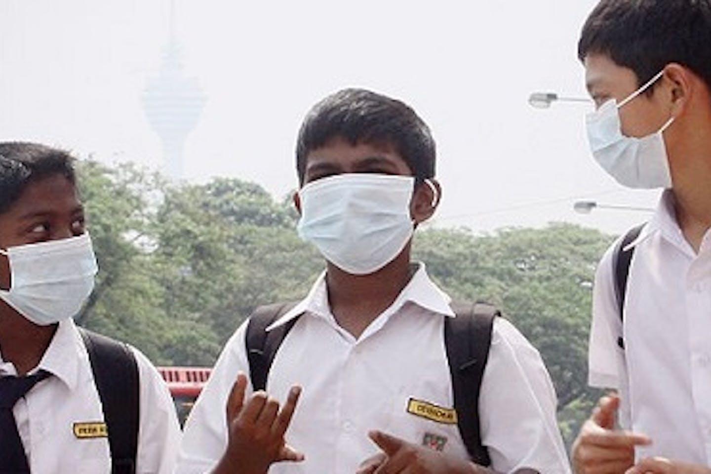 haze chokes malaysia
