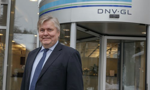 Longevity of a business lies in sustainability: Interview with DNV GL CEO, Henrik Madsen