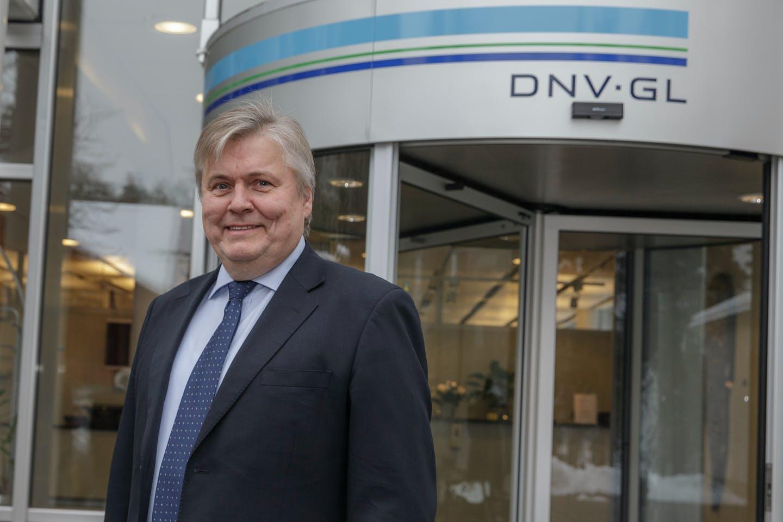 DNV GL CEO Henrik Madsen
