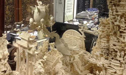 Hong Kong's ivory smuggling haven exposed