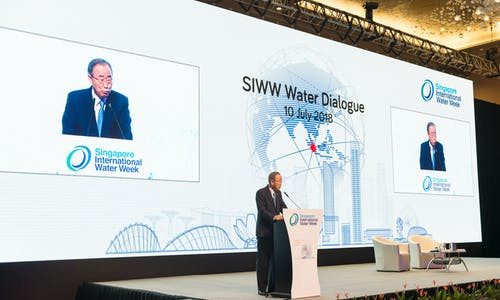 Top 10 moments from the Singapore International Water Week 2018