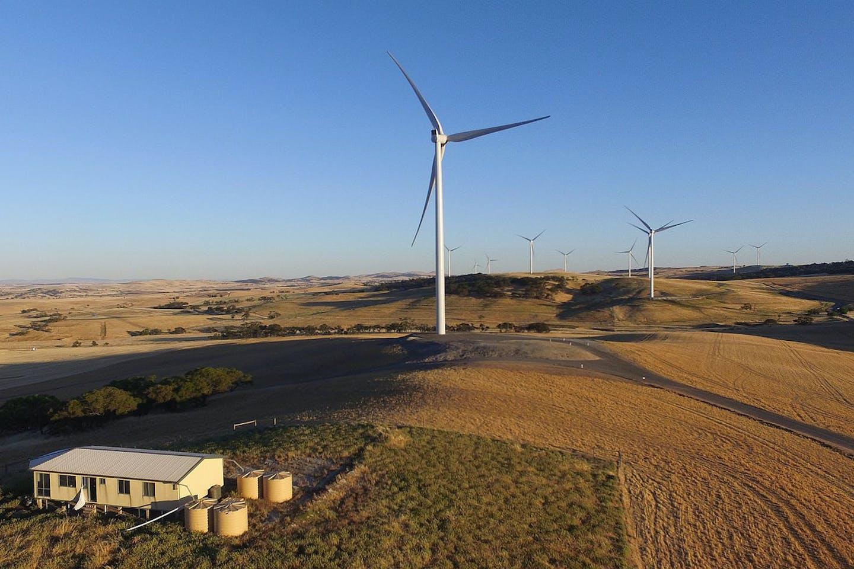 hornsdale wind farm australia