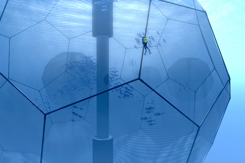 Hawaii Oceanic Technology Oceansphere
