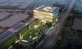 Samsung breaks ground on new green headquarters in Silicon Valley