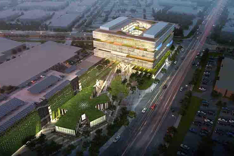 Samsung Silicon Valley headquarters