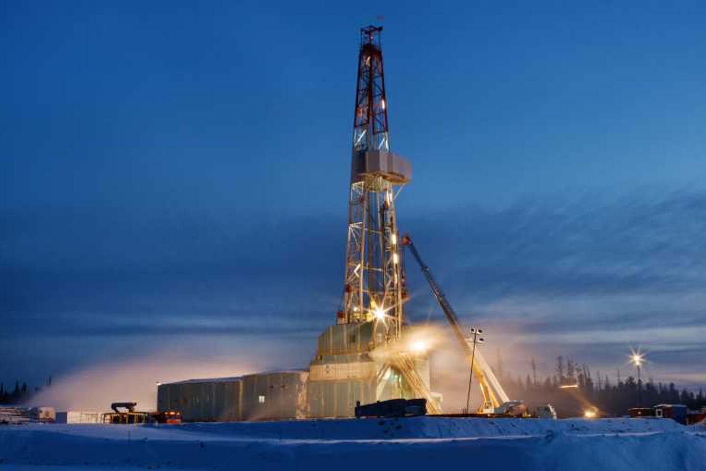 Hydrofracking unconventional oil and gas