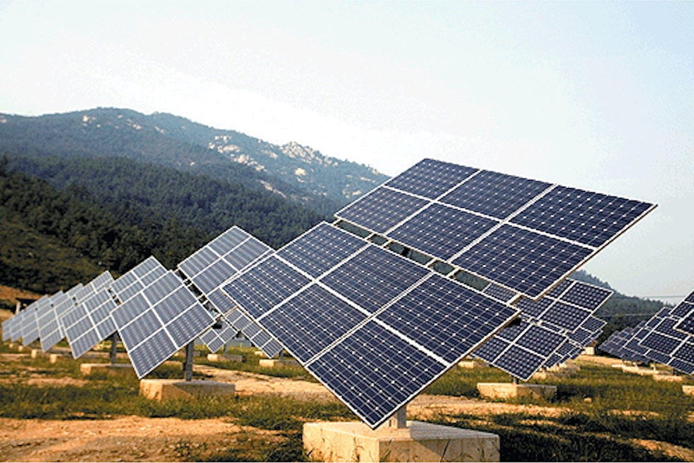 Hyundai solar plant