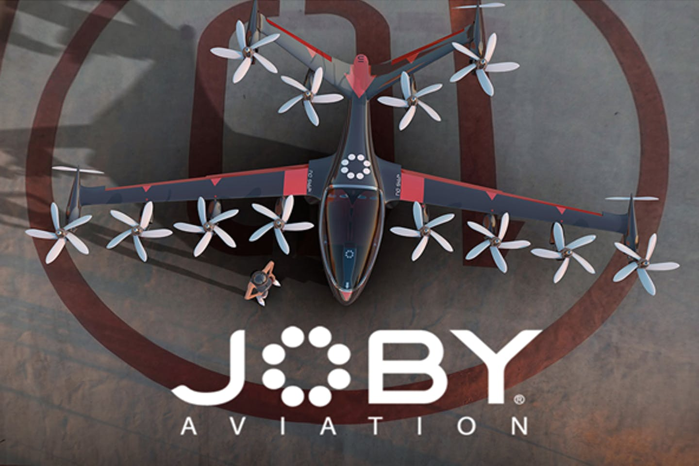 joby aviation landscape