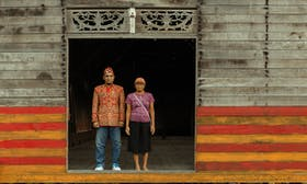Progress and preservation: Dayaks in palm oil country hold on to traditions