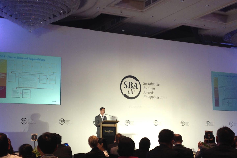 Gene Morales of PWC at SBA