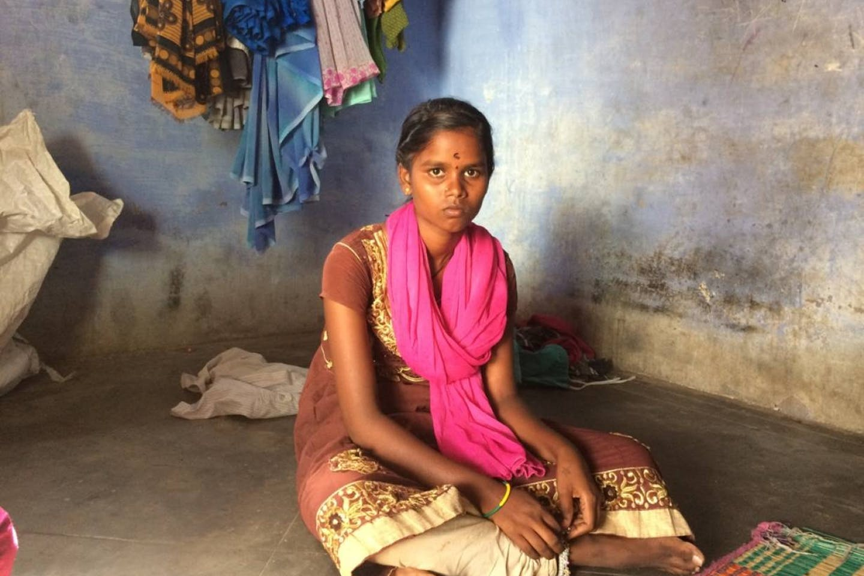 spinning mill worker in Tamil Nadu