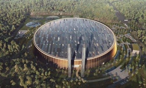 China to build world's largest waste burner