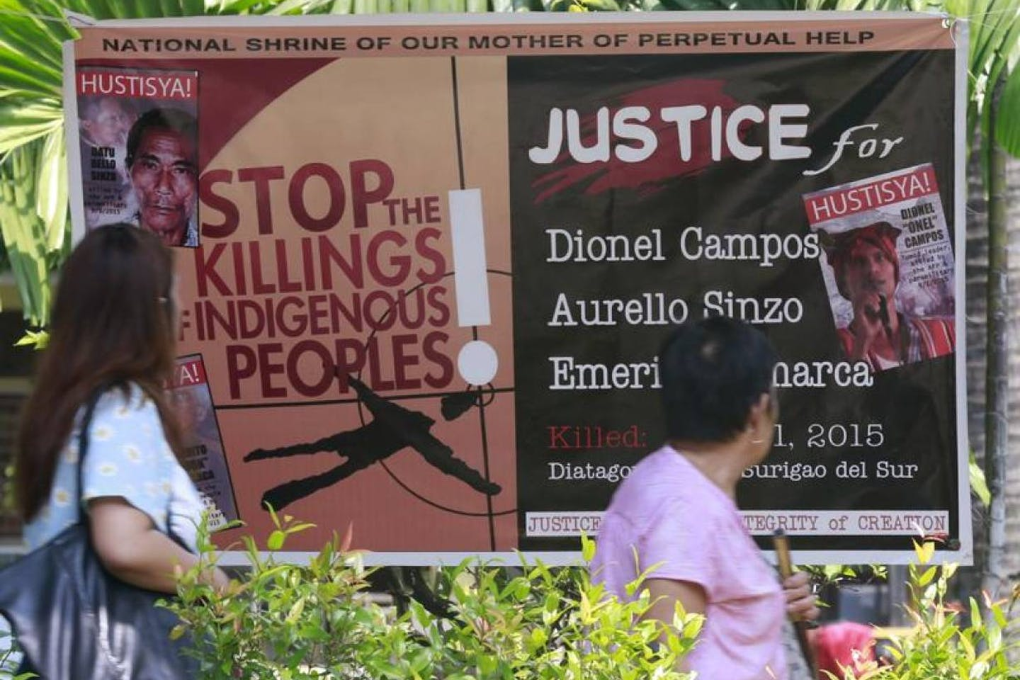 IP Killings in the PH