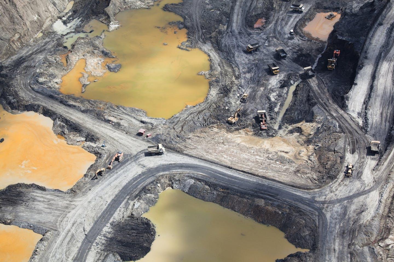 coal mining in South Kalimantan