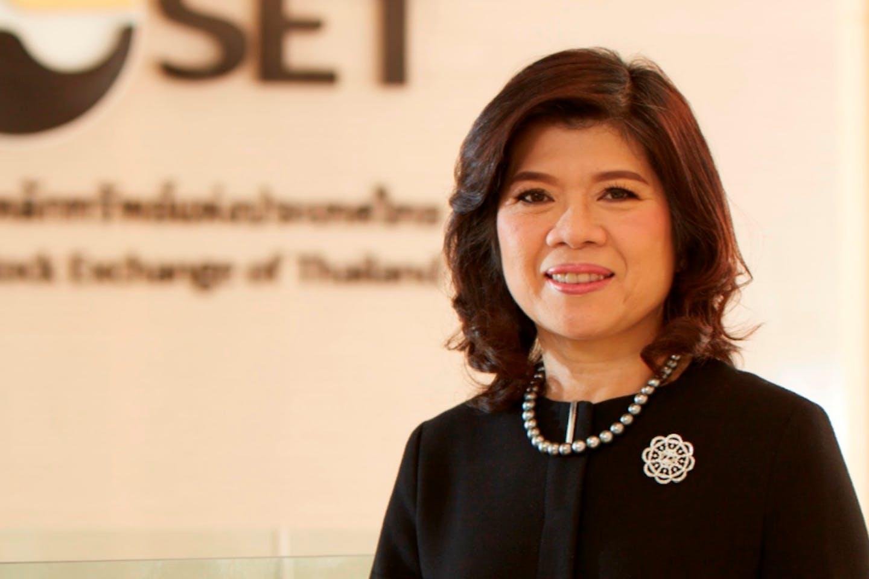 Kesara Manchusree, president, Stock Exchange of Thailand
