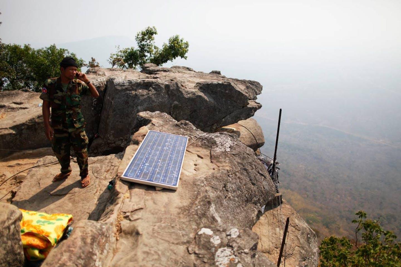 solar Cambodia