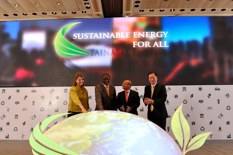 SE4ALL launch in Manila