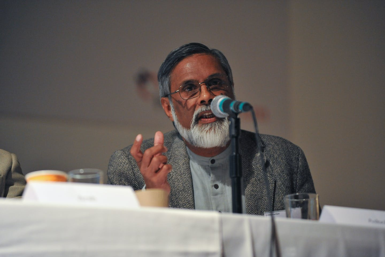 Green architect Ashok Lall