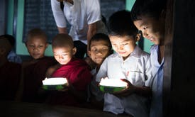 Power to the people: How light after dark is dimming poverty
