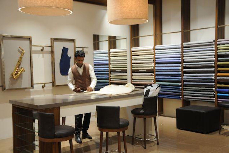 linen club textile india