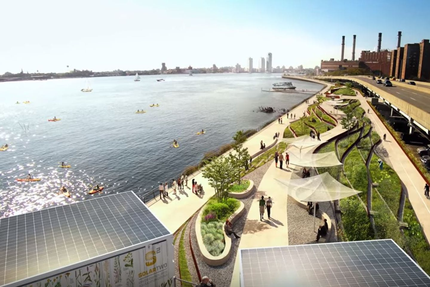 lower manhattan coastal resilience plan