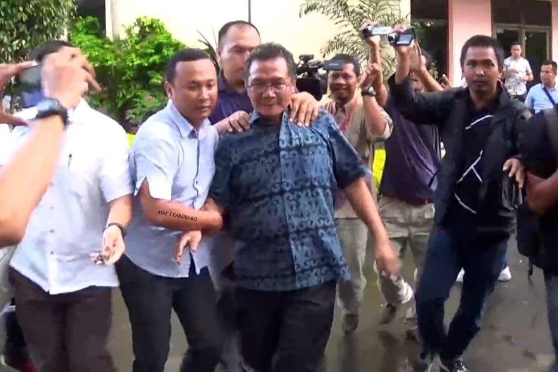 Salim arrest