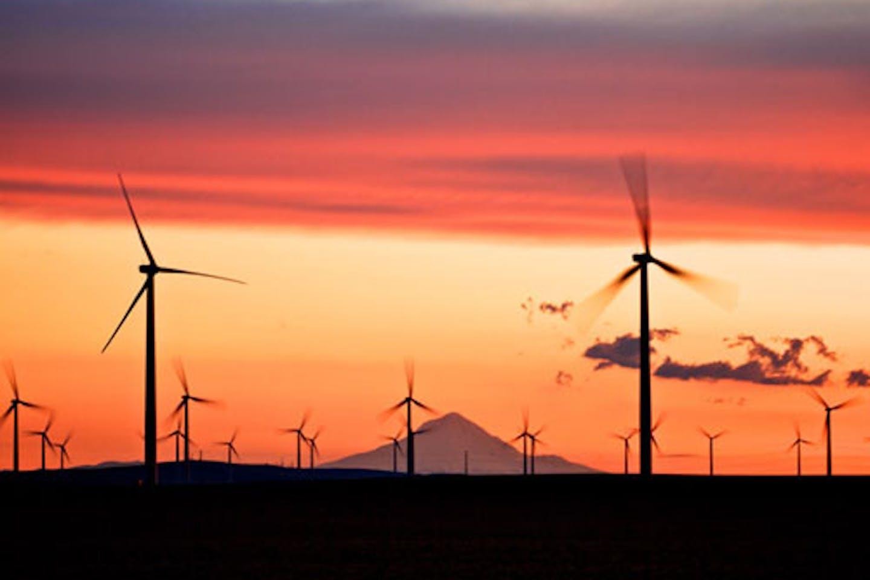 Mongolia's Salkhit Wind Park