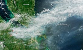 Can Indonesia stay haze free?