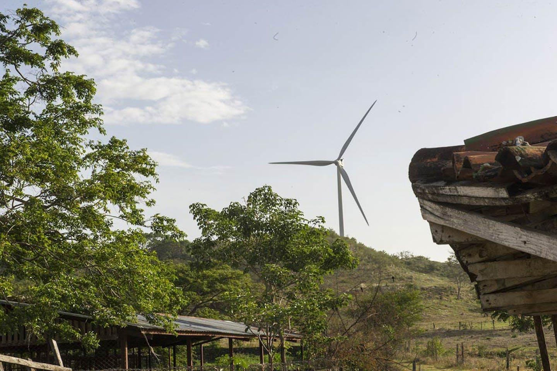 Nicaragua windmill