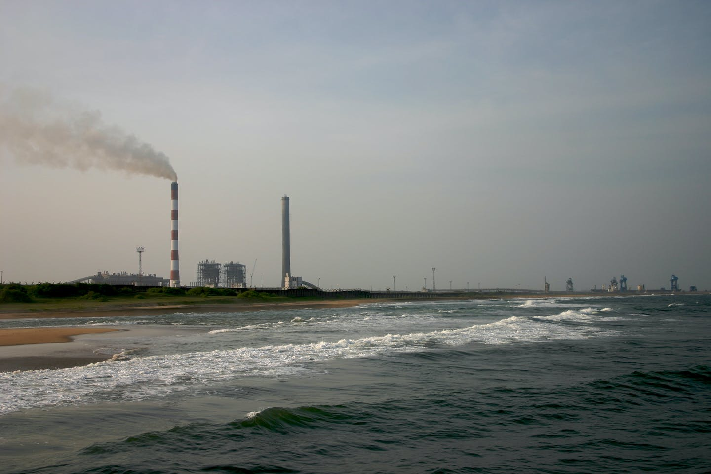 north chennai thermal power plant