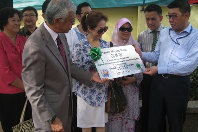 Kuching North smart partnerships
