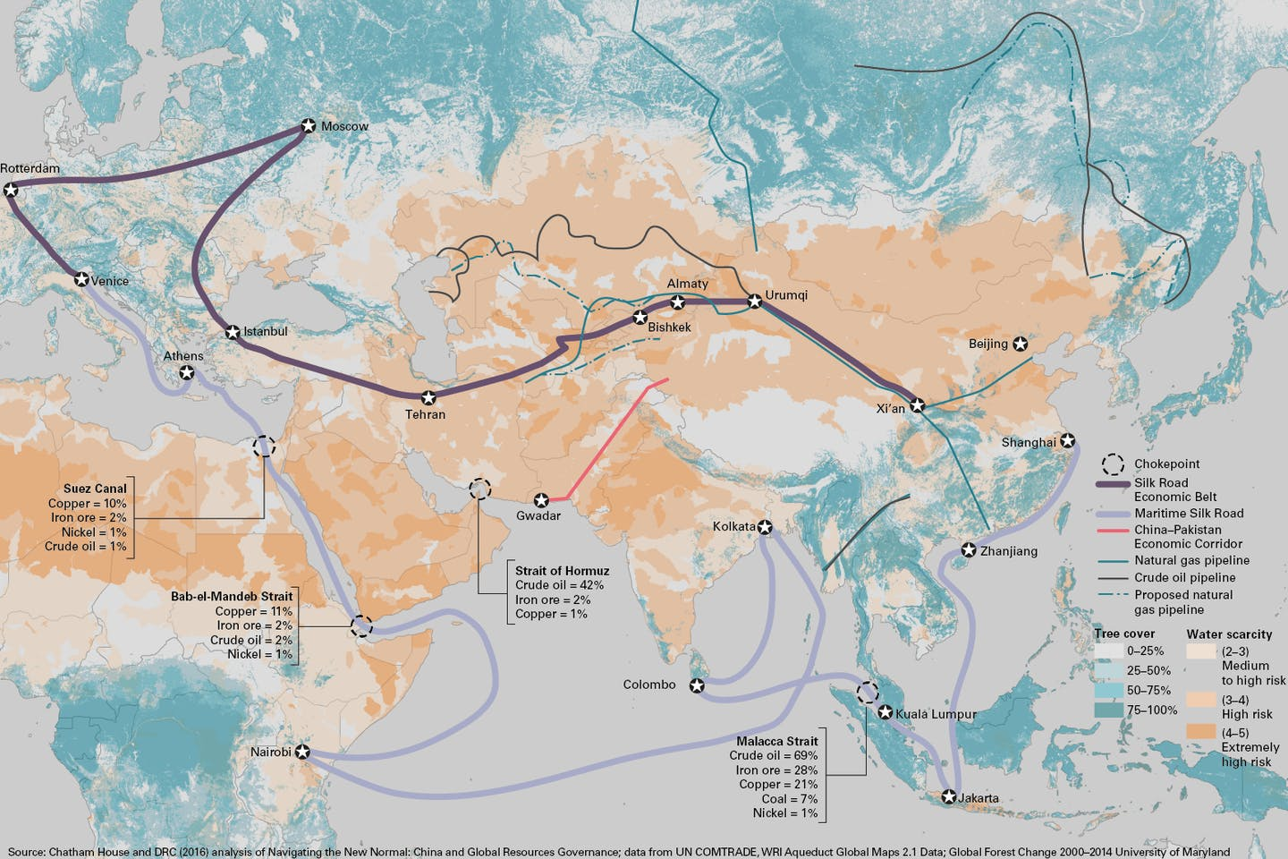 Can the Belt and Road Initiative push peace in South Asia? | News |  Eco-Business | Asia Pacific