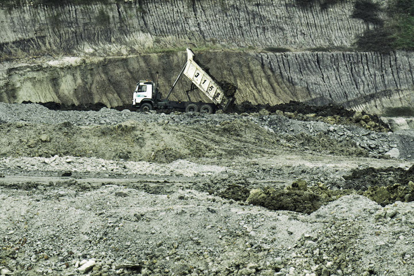coal mining in Indonesia