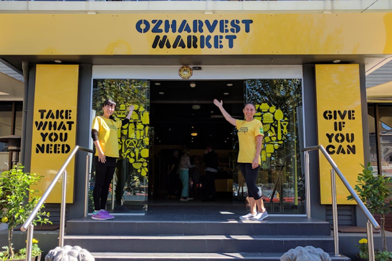 ozharvest market