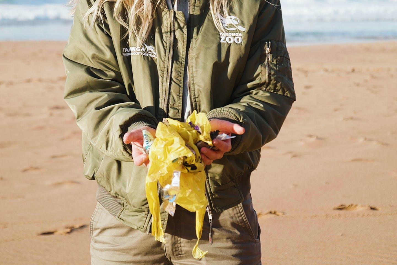 litter free oceans