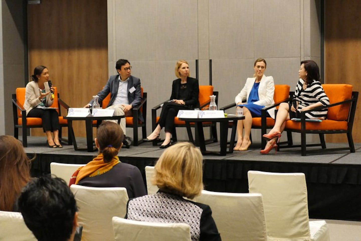 Panel discussion on SDGs