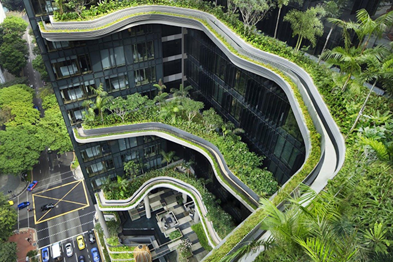singapore green buildings