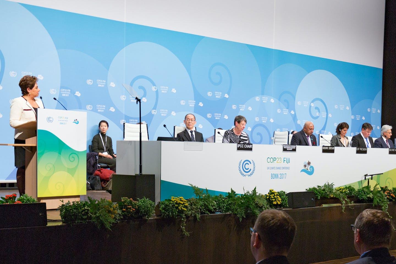 patricia espinosa COP 23