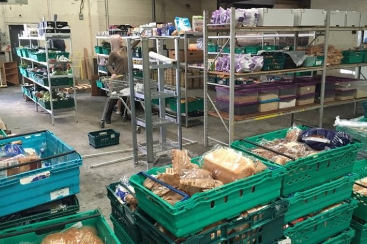 pay what you wish food waste market