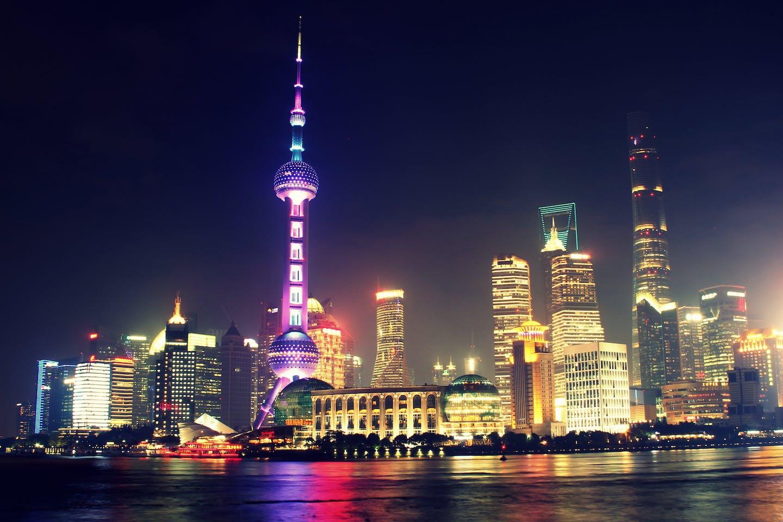 lovely Shanghai