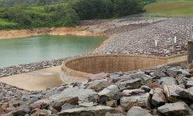 Singapore water source hits historic low on dry spell