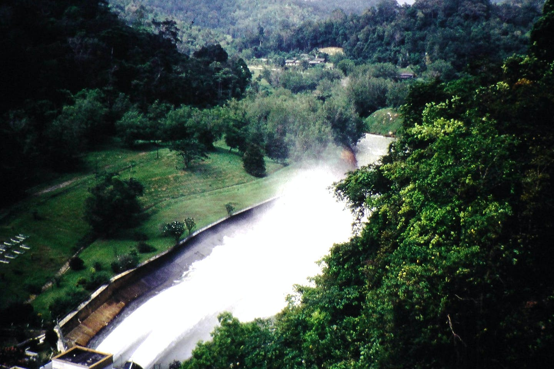 Pedu Dam, Kedah, Malaysia