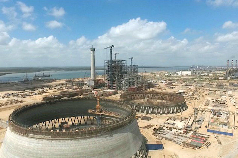 qasim coal plants