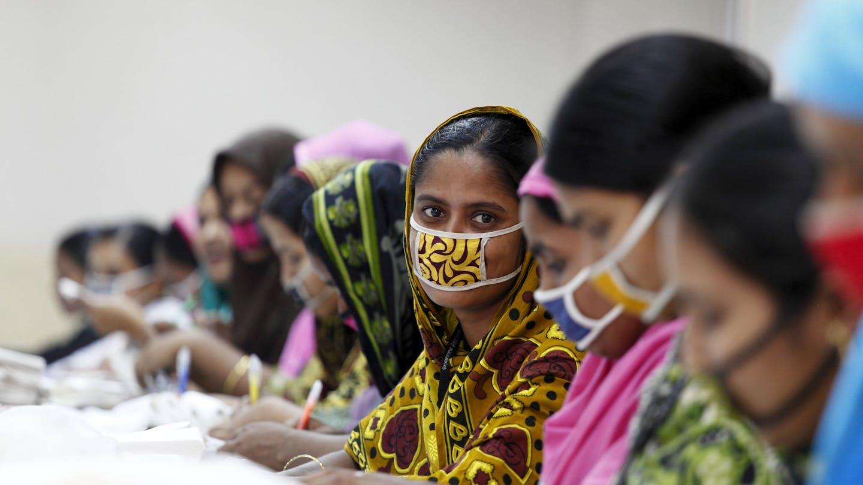 female worker bangladesh