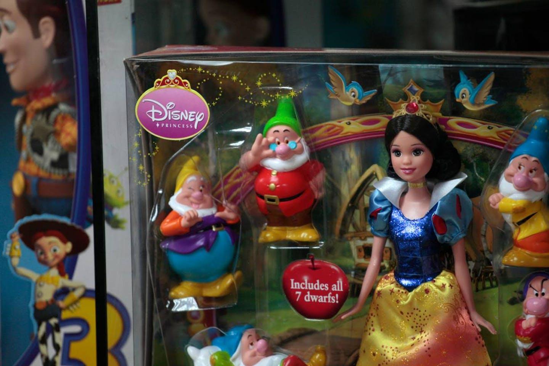 Disney princess toys