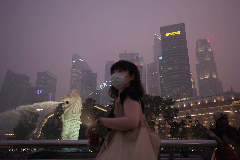 Singapore haze bill