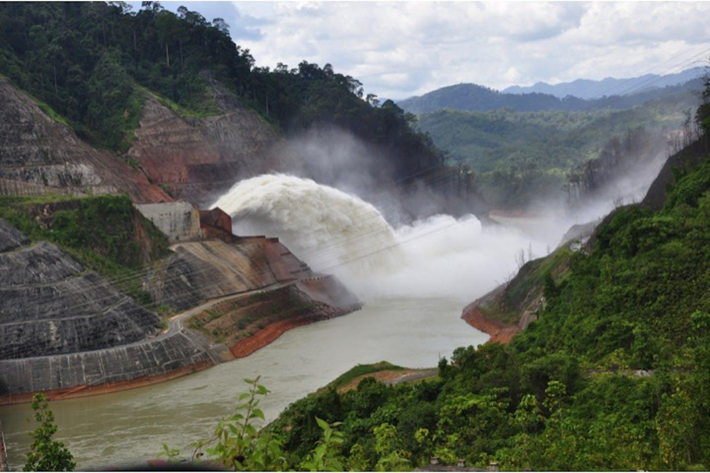 sarawak hydropower