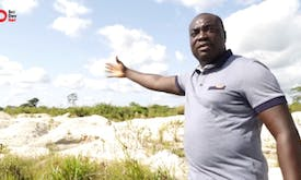 Ghana's gold diggers: Chinese miners bring conflict
