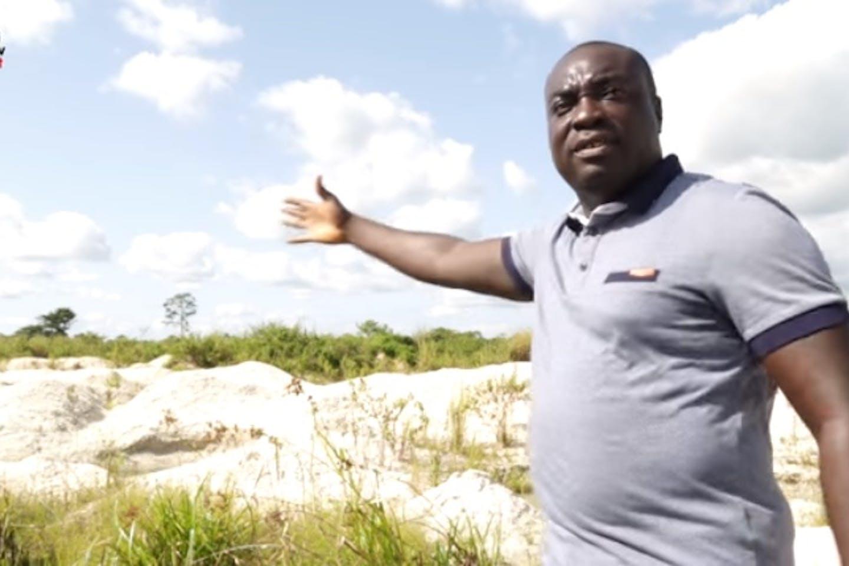 ghana mining chinese