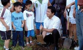 Urban development and the environment: An interview with Mayor Herbert Bautista